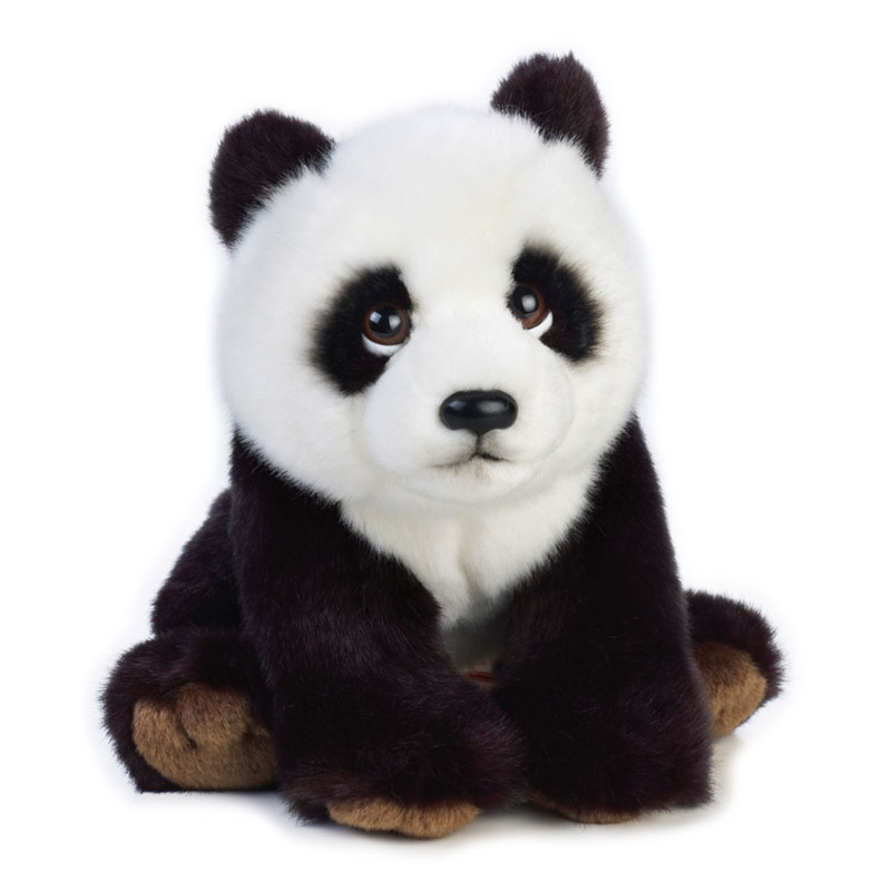 lelly peluche online store peluche orso panda baby. Black Bedroom Furniture Sets. Home Design Ideas