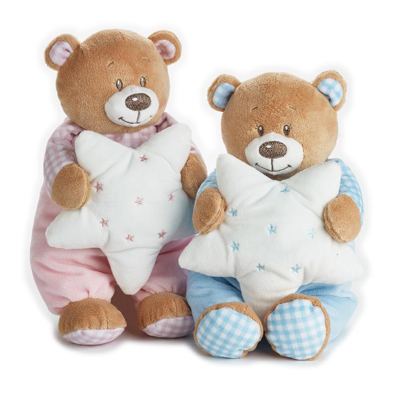 Lelly Peluche Online Store | Peluche Baby Orsetto con stella