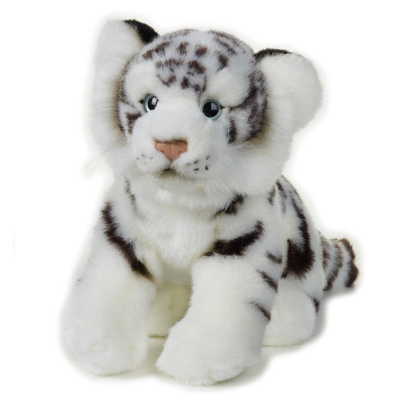 Lelly Peluche Online Store | Peluche Tigre Bianca Baby
