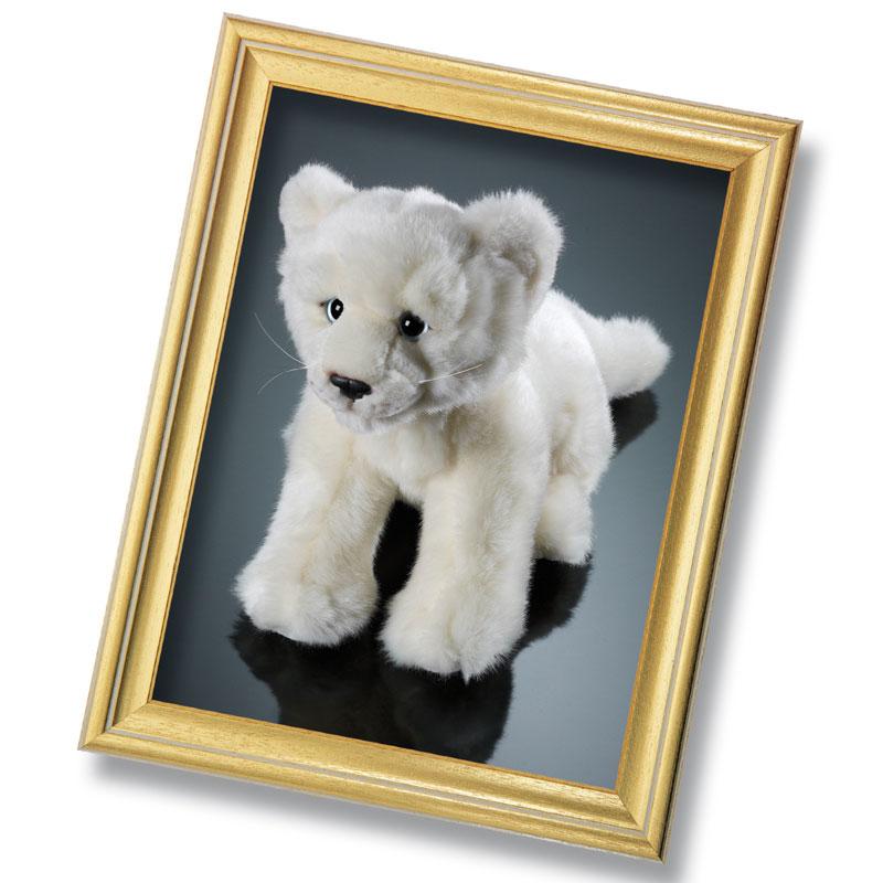 Lelly Peluche Online Store | Peluche Leone Bianco baby