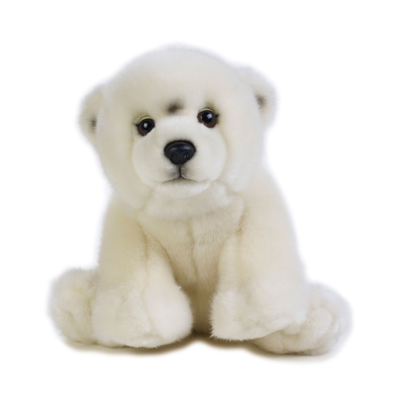 Lelly Peluche Online Store | Peluche Orso Polare Baby