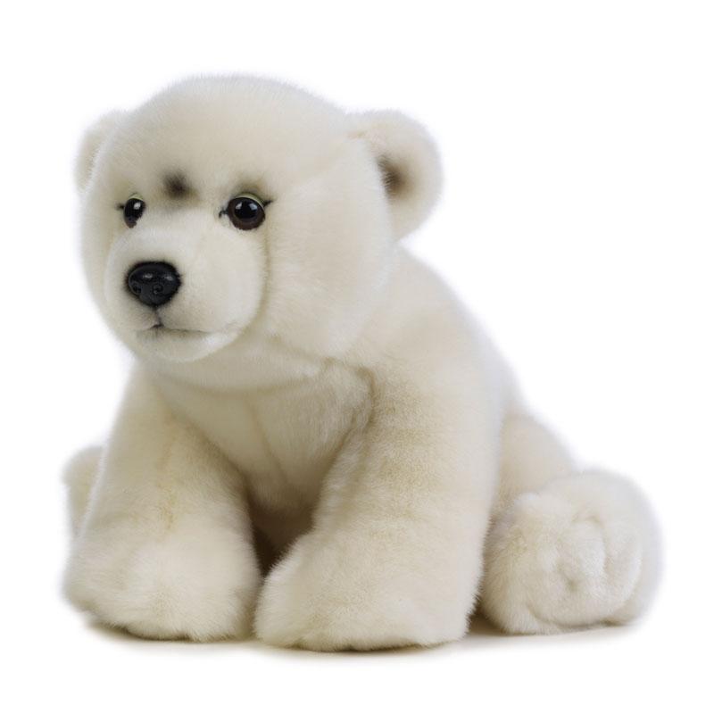 Lelly Peluche Online Store | Peluche Orso Polare Medio