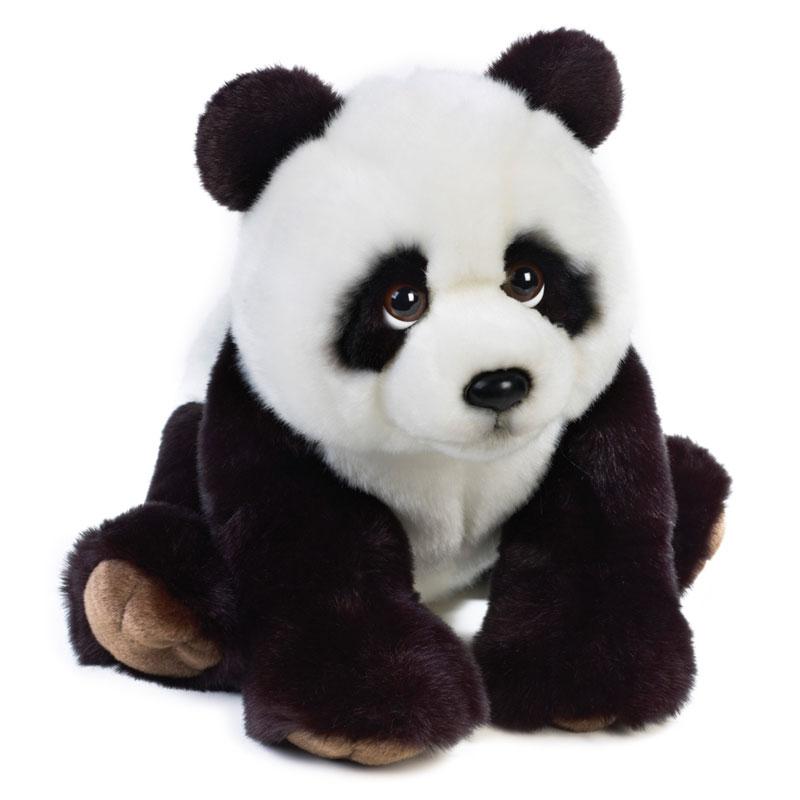 Lelly Peluche Online Store | Peluche Orso Panda Grande