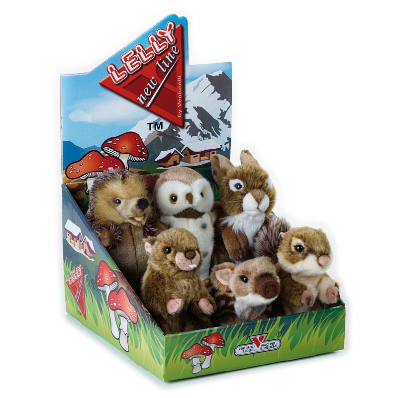 Lelly Peluche Online Store | Peluche Cuccioli di Montagna