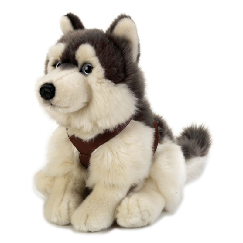 Lelly Peluche Online Store | Peluche Siberian Husky Lapo