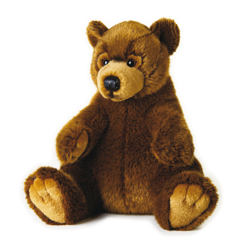 Lelly Peluche Online Store | Peluche Orso Grizzly Big Ben Piccolo Lelly