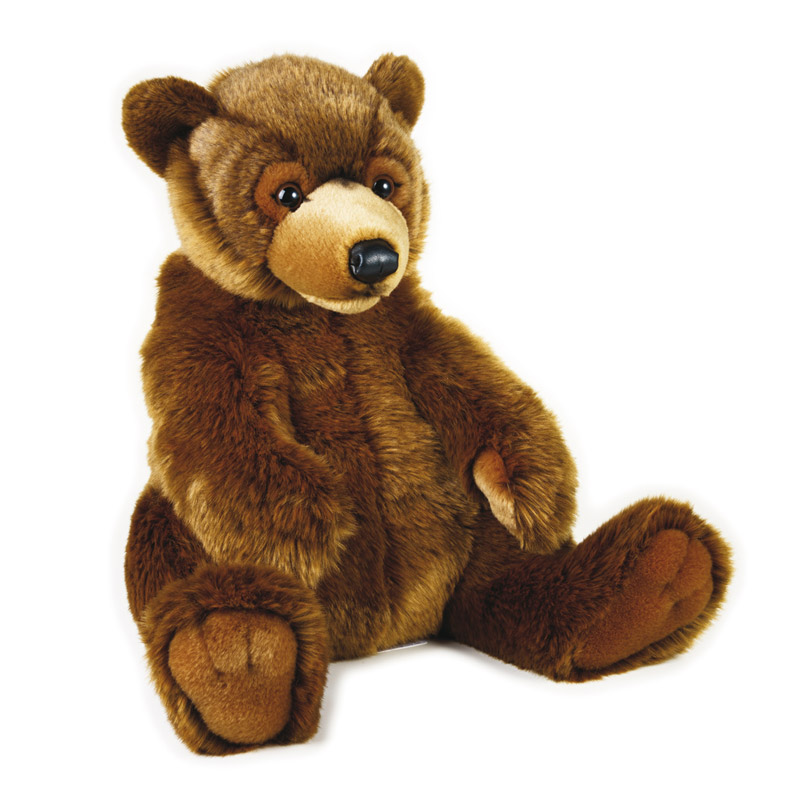 Lelly Peluche Online Store | Peluche Orso Grizzly Big Ben Lelly