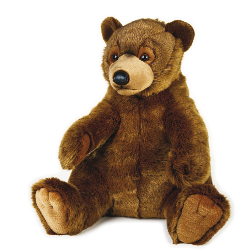 Lelly Peluche Online Store | Peluche Orso Grizzly Big Ben grande