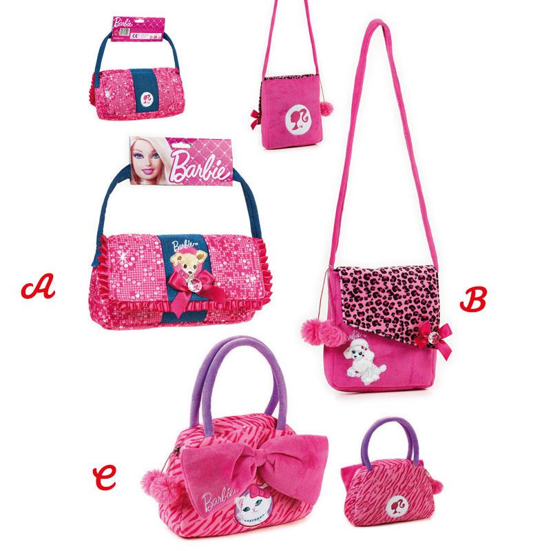 Lelly Peluche Vendita Online peluche Venturelli |Peluche barbie pets glamour bag