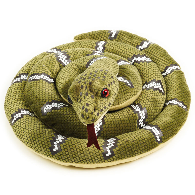 Lelly Peluche Vendita Online peluche Venturelli | peluche Serpente medio National Geographic