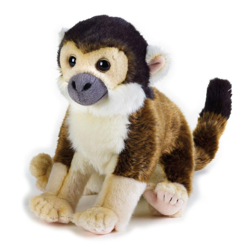 Lelly Peluche Vendita Online peluche Venturelli | peluche scimmia scoiattolo National Geographic
