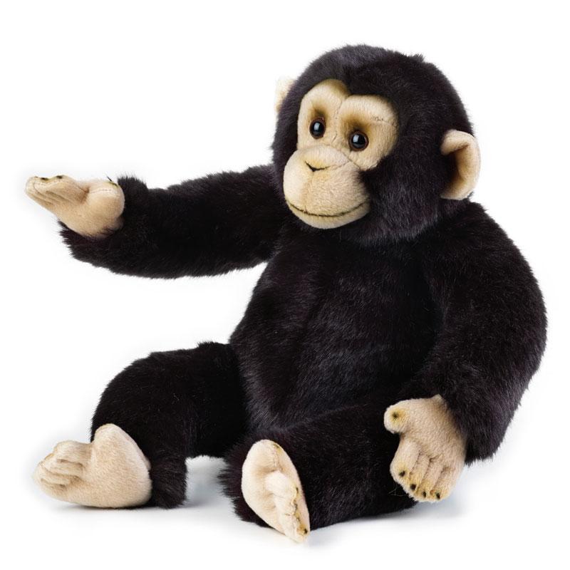 Lelly Peluche Vendita Online peluche Venturelli | peluche scimpanze' National Geographic