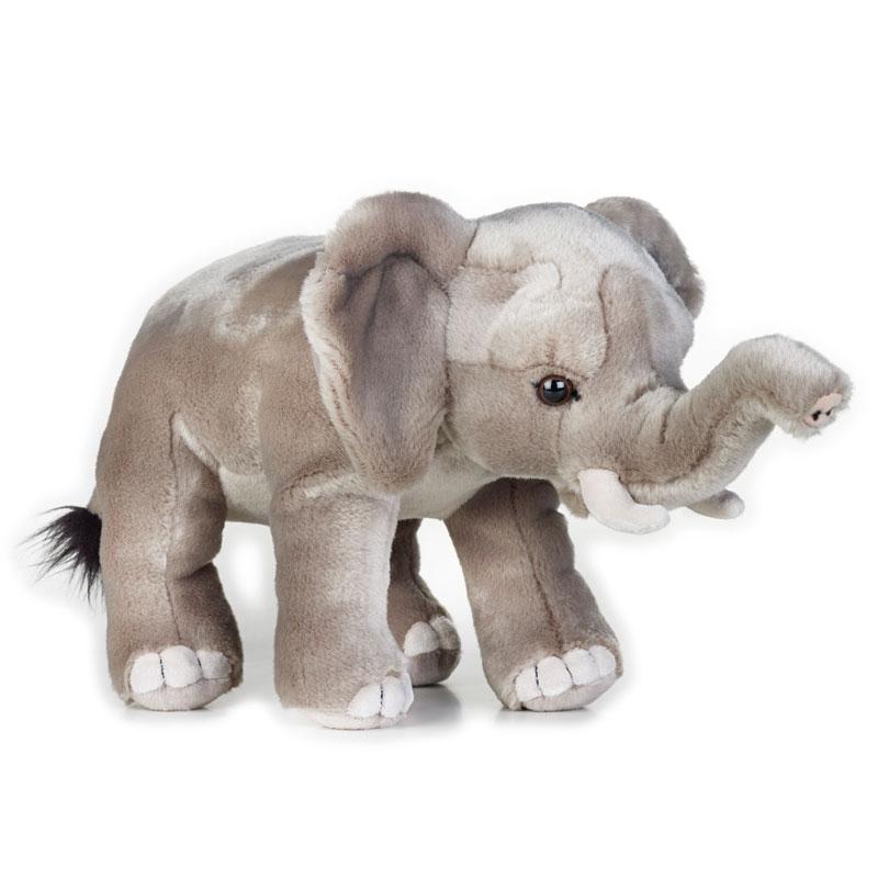 Lelly Peluche Vendita Online peluche Venturelli | Peluche Elefante africano medio National Geographic