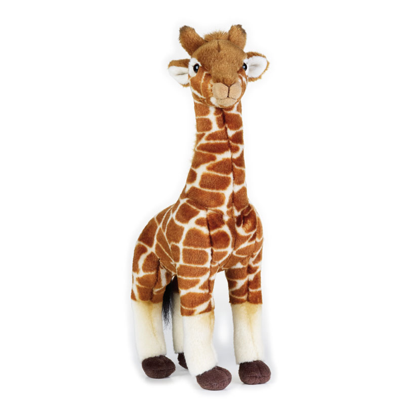 Lelly Peluche Vendita Online peluche Venturelli | Peluche Giraffa media National Geographic