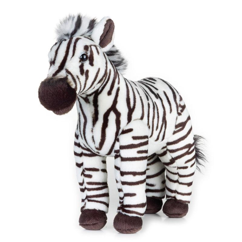 Lelly Peluche Vendita Online peluche Venturelli | peluche Zebra media National Geographic