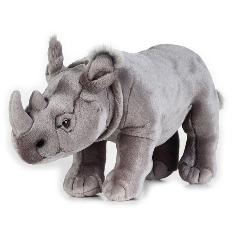 Lelly Peluche Vendita Online peluche Venturelli | Peluche Rinoceronte medio National Geographic