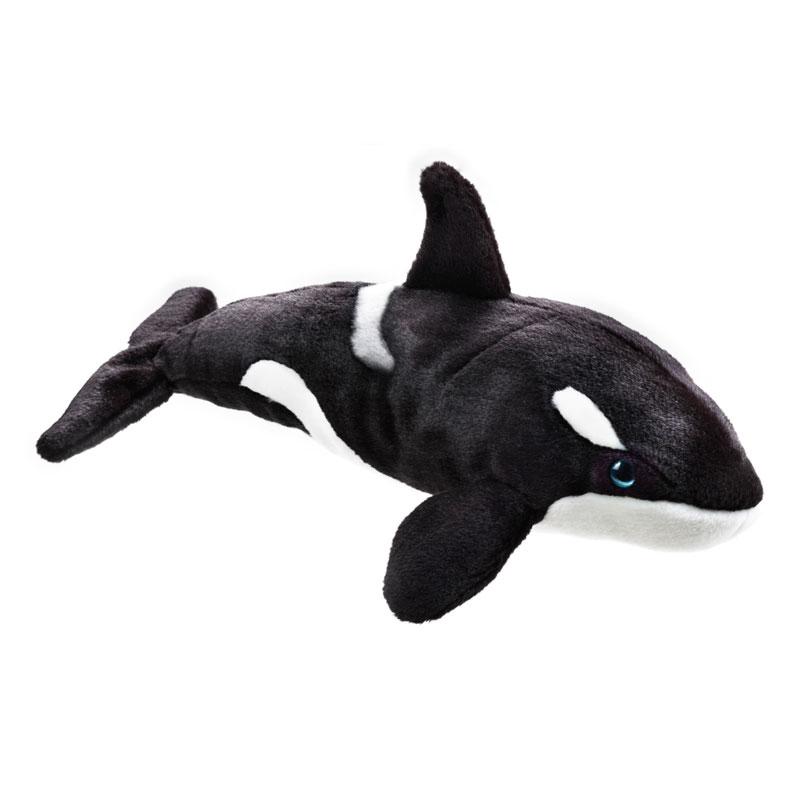 Lelly Peluche Vendita Online peluche Venturelli | peluche orca National Geographic