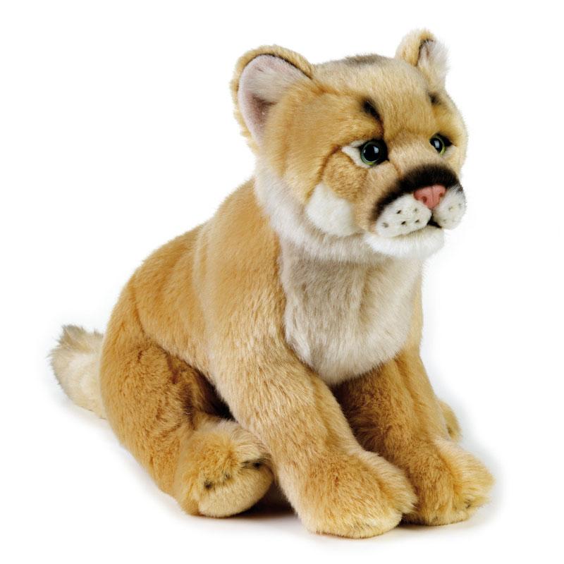 Lelly Peluche Vendita Online peluche Venturelli | peluche leone di montagna National Geographic