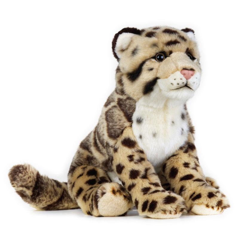Lelly Peluche Vendita Online peluche Venturelli | peluche Leopardo nebuloso medio National Geographic