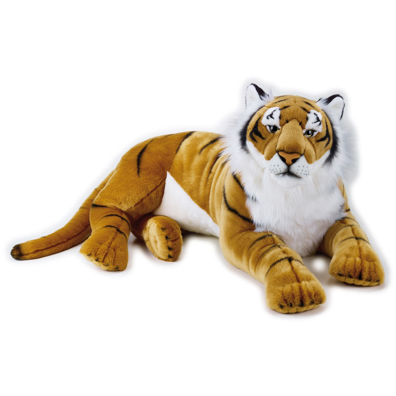 Lelly Peluche Online Store | peluche tigre super gigante National Geographic