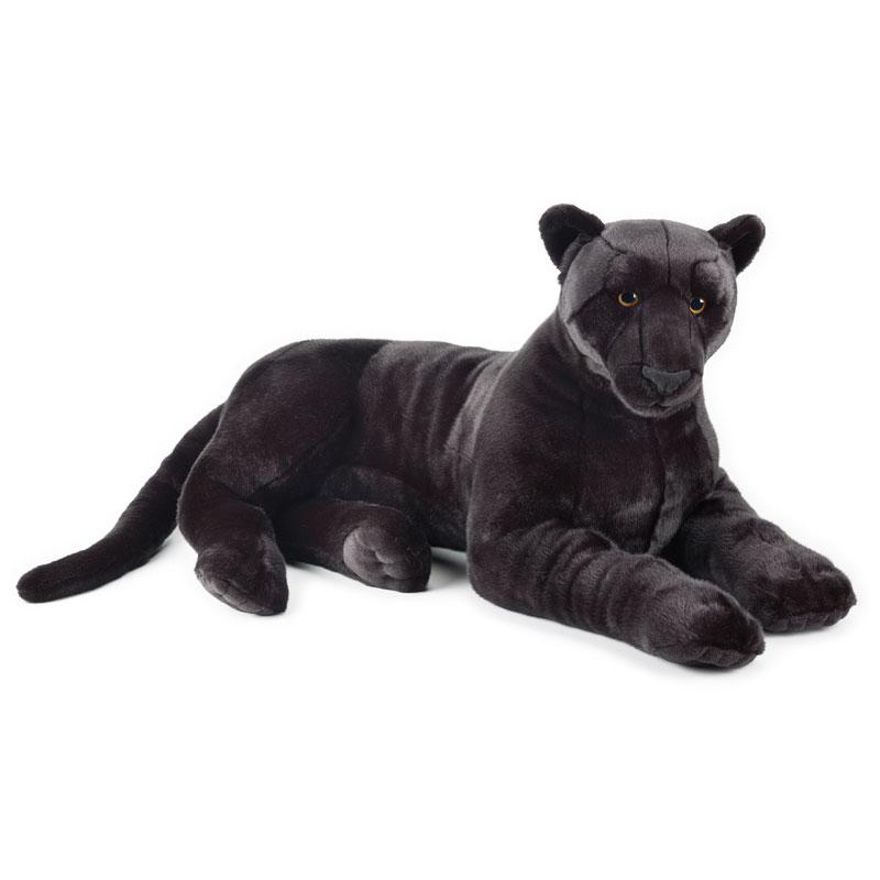 Lelly Peluche Vendita Online peluche Venturelli | peluche Pantera nera super gigante National Geographic