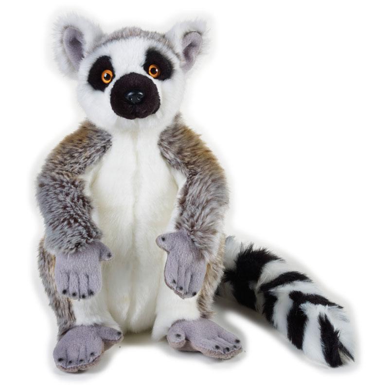 Lelly Peluche Vendita Online peluche Venturelli | peluche Lemure National Geographic