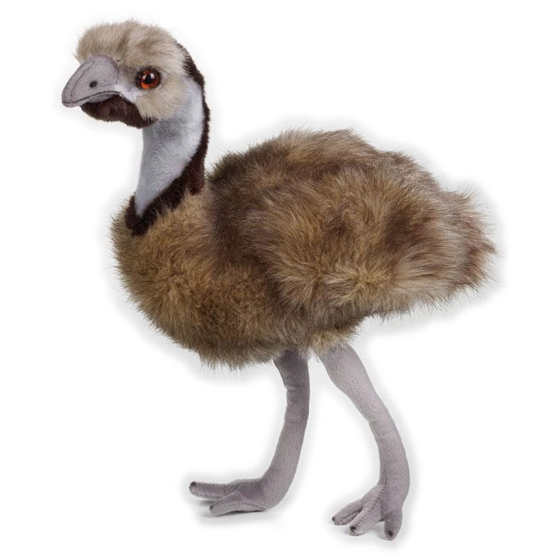 Lelly Peluche Vendita Online peluche Venturelli | Peluche Emu' National Geographic