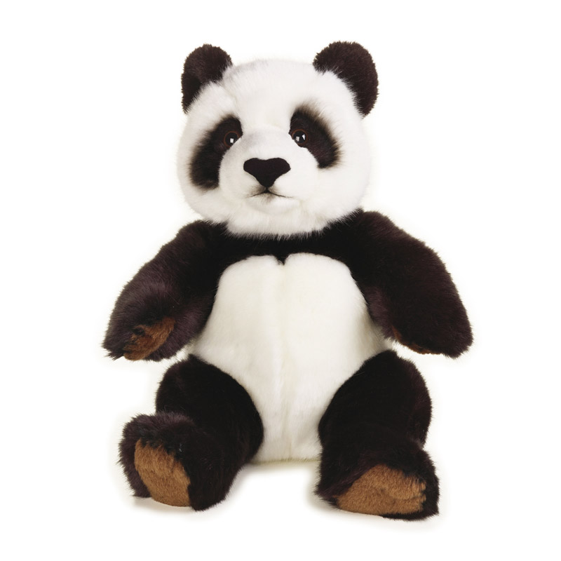 Lelly Peluche Vendita Online peluche Venturelli | Peluche Orso Panda Gigante National Geographic