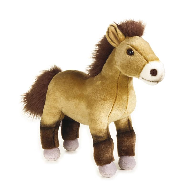 Lelly Peluche Vendita Online peluche Venturelli | peluche Cavallo di Przewalski National Geographic