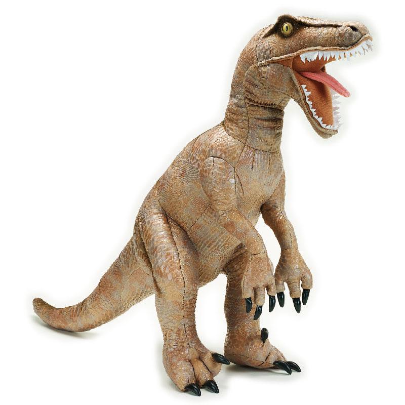 Lelly Peluche Vendita Online peluche Venturelli | peluche Velociraptor grande National Geographic