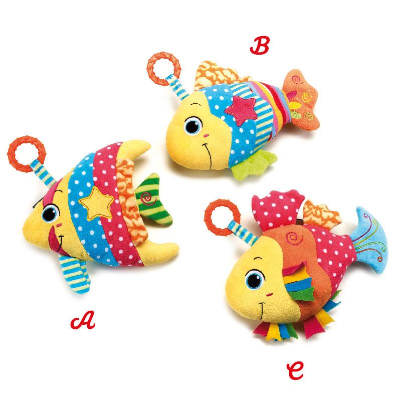 Lelly Peluche Vendita Online peluche Venturelli | Peluche pesci assortiti