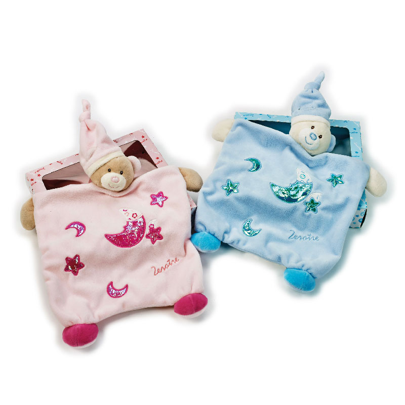 Lelly Peluche Online Store | Peluche Zerotre Doudou Good Night