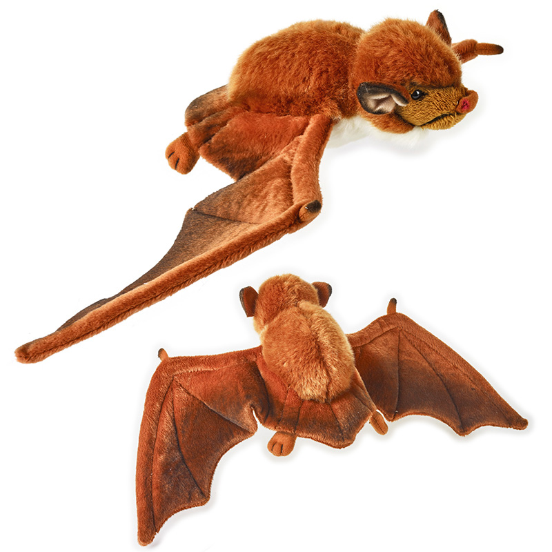 Lelly Peluche Online Store | Peluche Pipistrello National Geographic