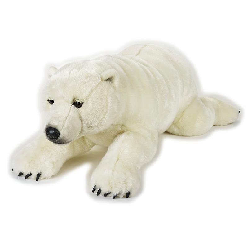 Lelly Peluche Vendita Online peluche Venturelli | peluche orso polare National Geographic