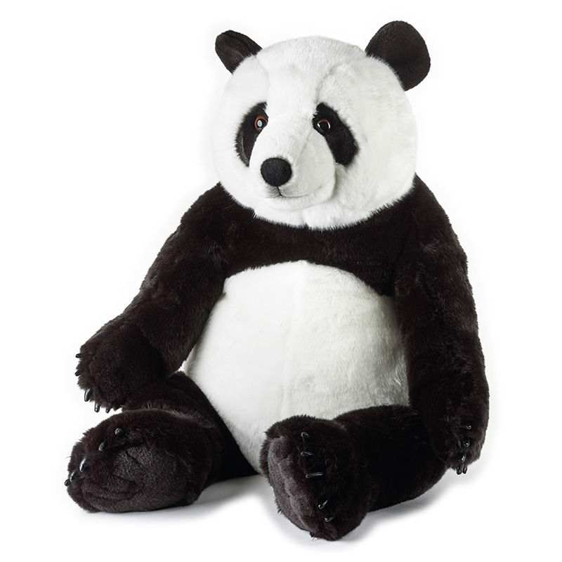 Lelly Peluche Online Store | Peluche Orso Panda Gigante National Geographic