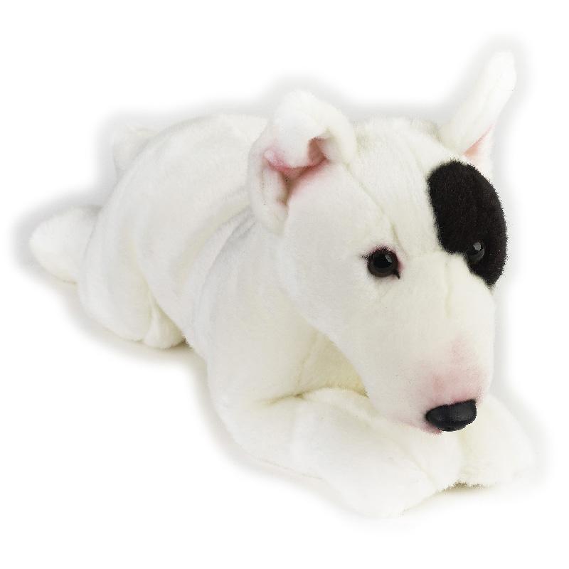 Lelly Peluche Online Store | Peluche Bull Terrier Alex steso