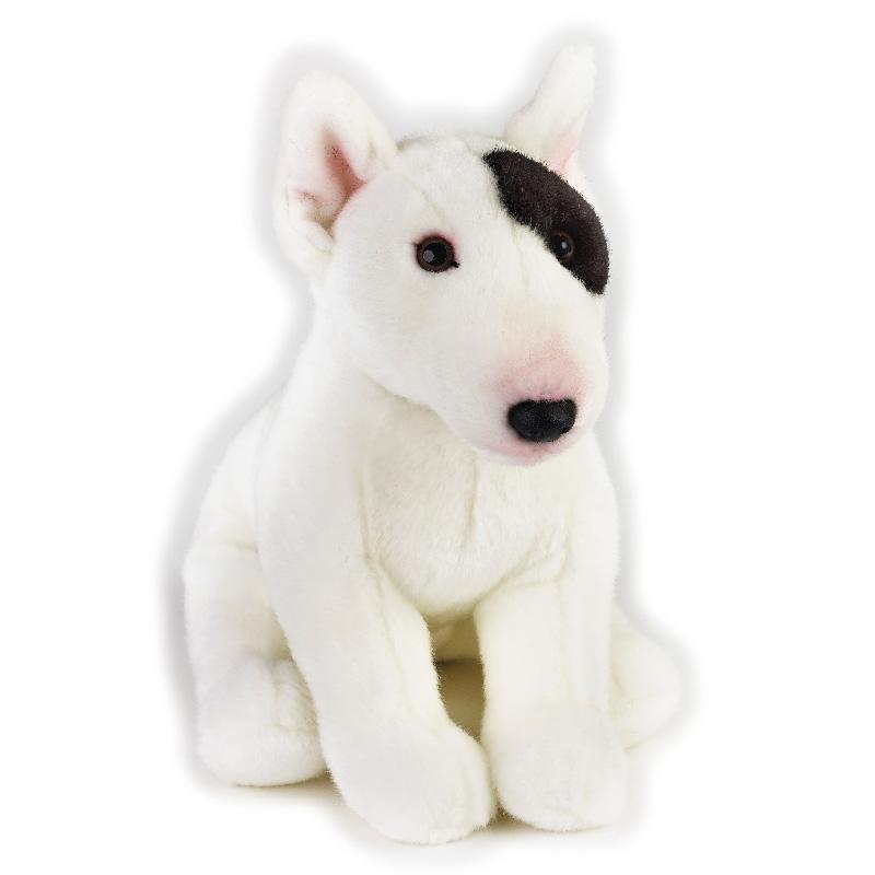 Lelly Peluche Online Store | Peluche Bull Terrier Axel