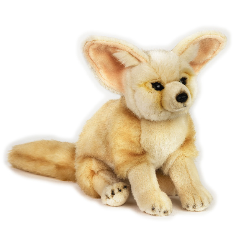 Lelly Peluche Online Store | Peluche Fennec Volpe National Geographic