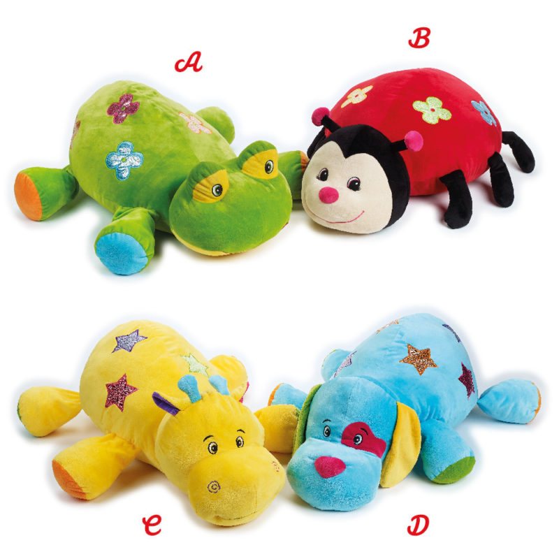 Lelly Peluche Online Store | Peluche animali color assortiti