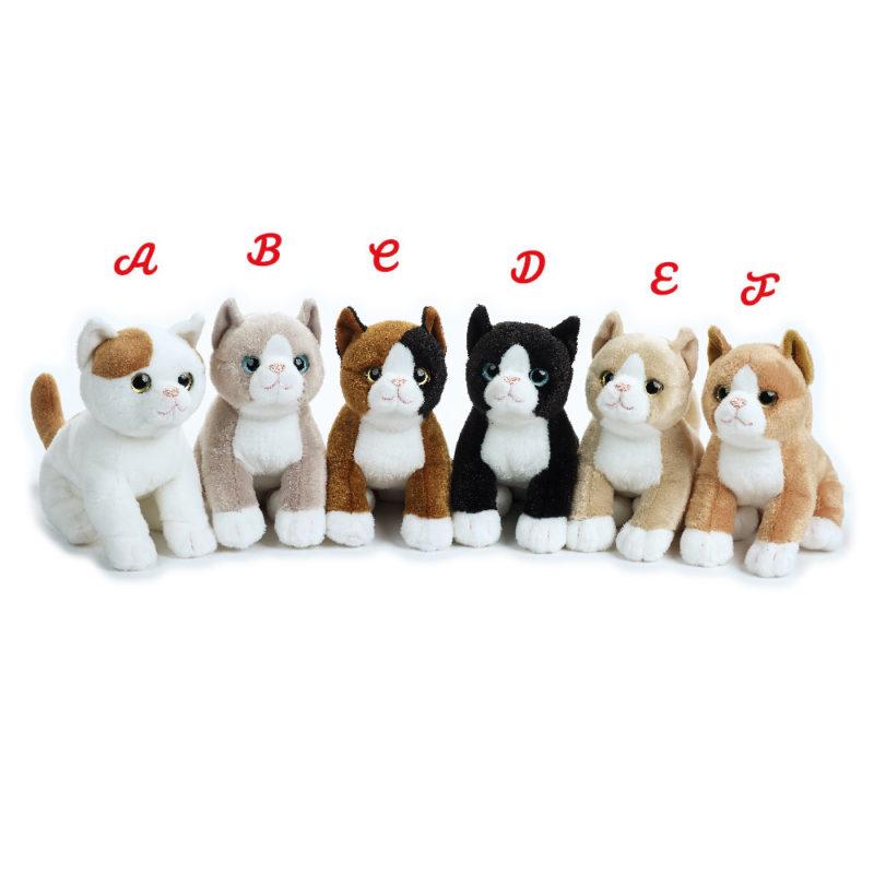 Lelly Peluche Online Store | Peluche Cucciolata gatti