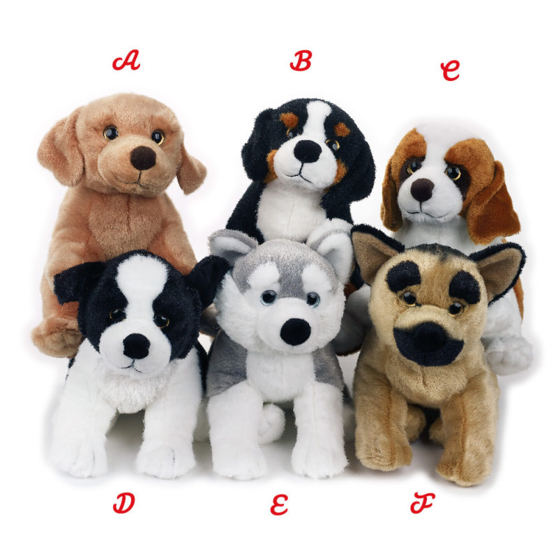 Lelly Peluche Online Store | Peluche Cucciolata cani