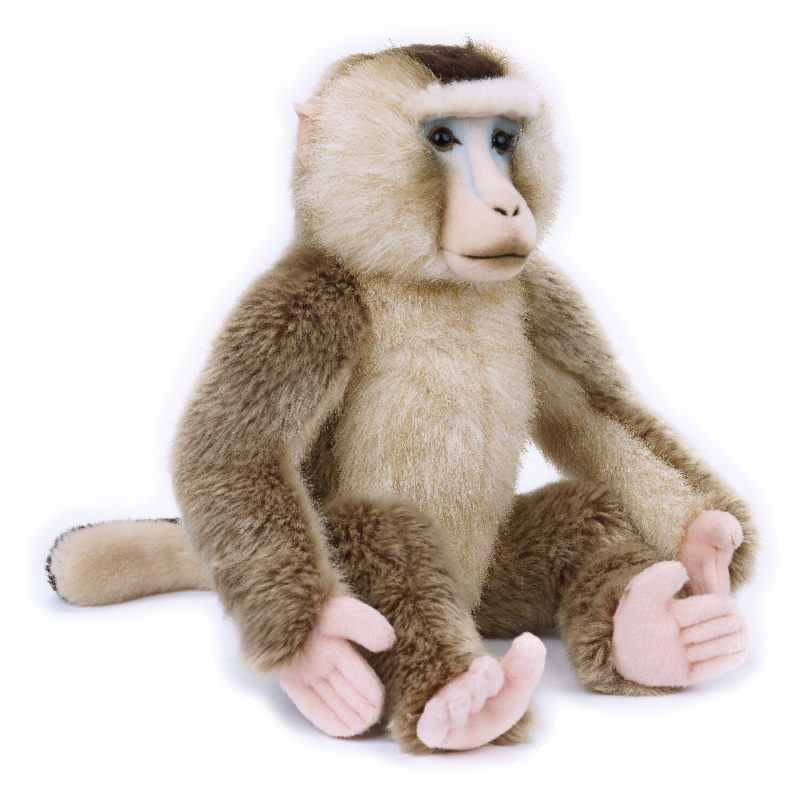 Lelly Peluche Online Store | PELUCHE MACACO MENESTRINO National Geographic