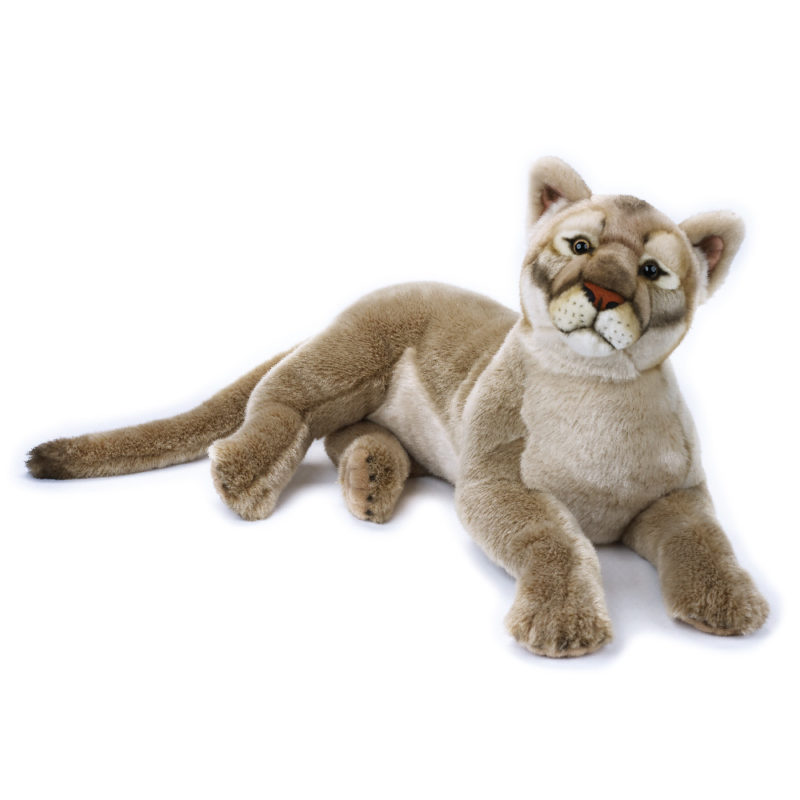 Lelly Peluche Online Store | peluche Leone di montagna National Geographic