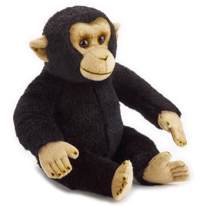 Lelly Peluche Online Store | Peluche Scimpanzé National Geographic