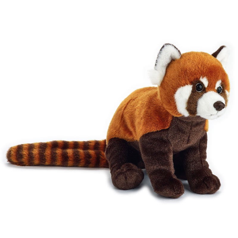 Lelly Peluche Online Store | Peluche Panda Rosso National Geographic