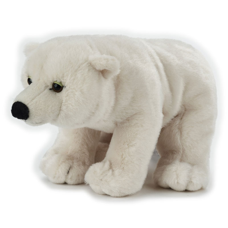 Lelly Peluche Online Store | Peluche Orso Polare National Geographic
