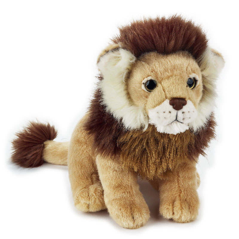 Lelly Peluche Online Store | Peluche Leone National Geographic