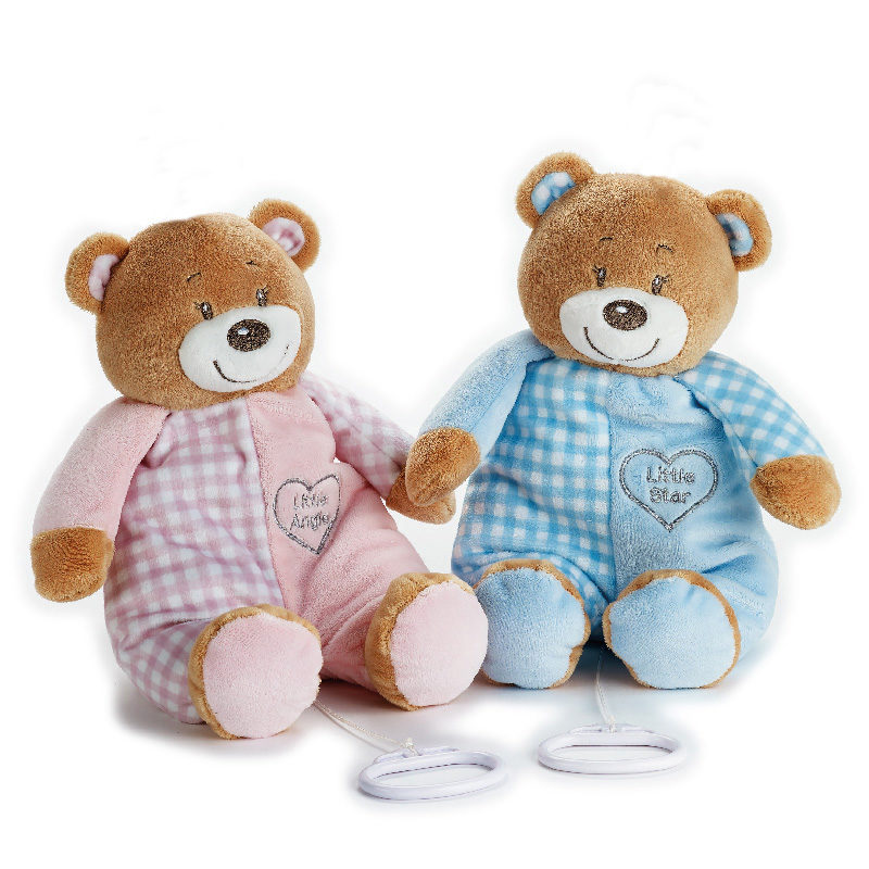 Lelly Peluche Online Store | Peluche Baby Orsetto carillon