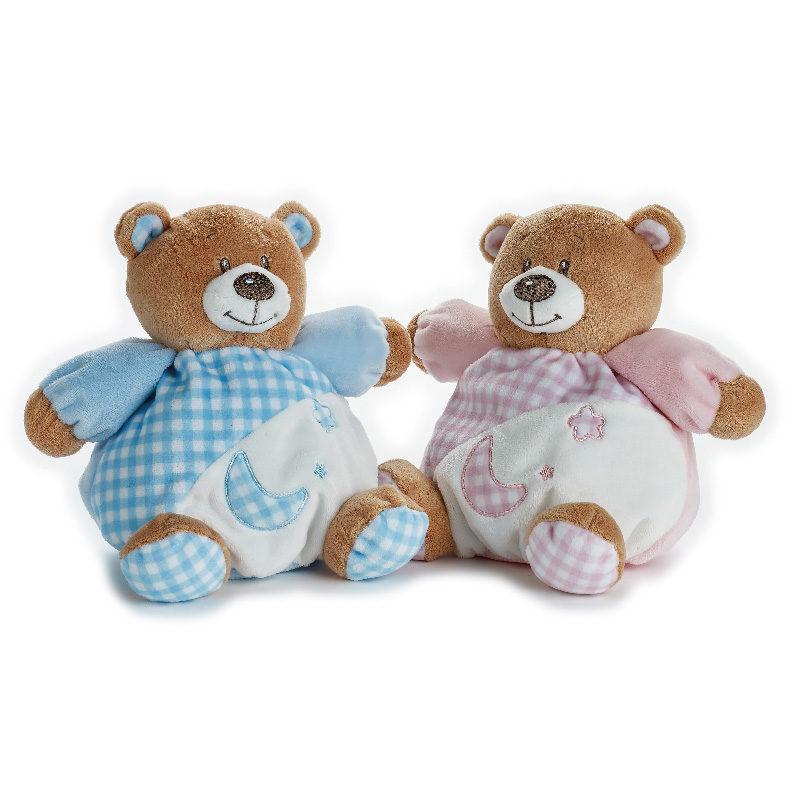 Lelly Peluche Online Store | Peluche Baby Orsetto con sonaglio