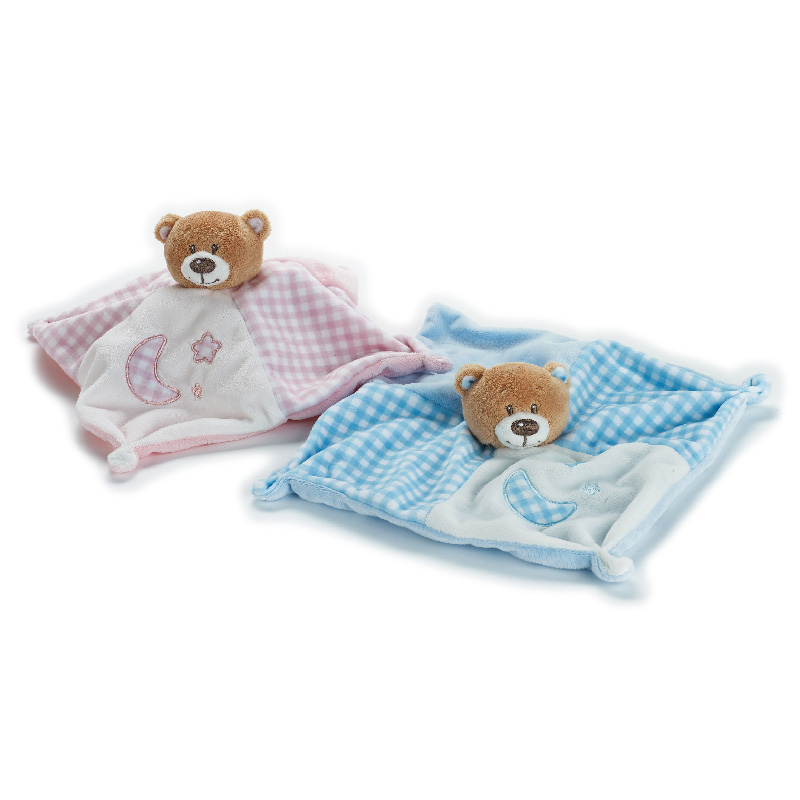 Lelly Peluche Online Store | Peluche Baby Orsetto doudou tovaglietta